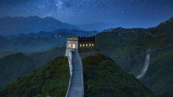 Tembok Besar China Bakal Sediakan Penginapan Bagi Para Pengunjungnya