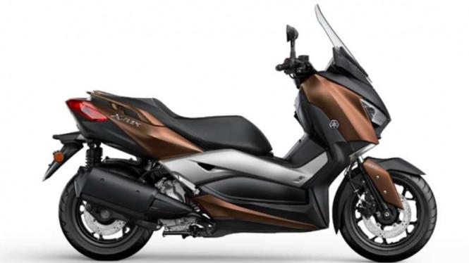 Terdapat Promo Menarik untuk Yamaha Xmax di GIIAS 2018