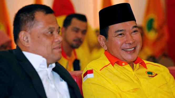 Tommy Soeharto Calon Legislatif Bekas Koruptor