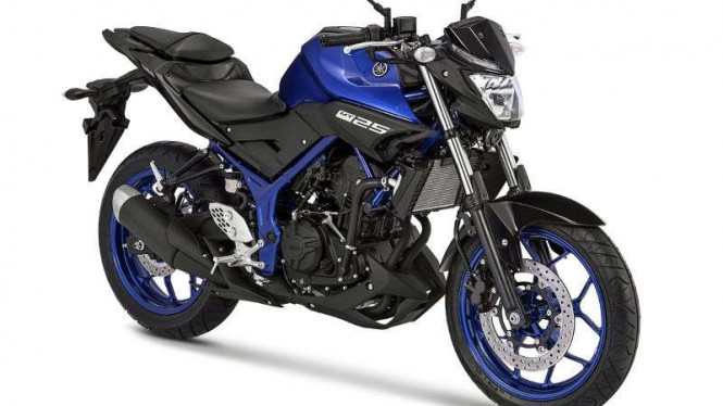 Yamaha Indonesia Rilis Motor 250cc Anyar