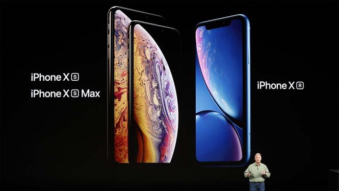 Apple Resmi Rilis Tiga iPhone Terbaru