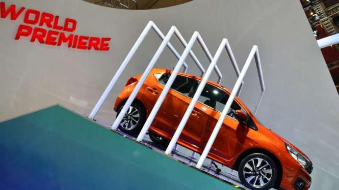 Ini Hasil dari Uji Tabrak dari All New Honda Brio