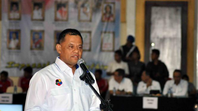 Kabar Gatot Bergabung Jadi Timses Prabowo Adalah Palsu