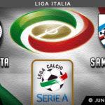 Prediksi Atalanta vs Sampdoria
