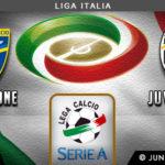 Prediksi Frosinone vs Juventus