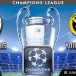 Prediksi Juventus vs Young Boys