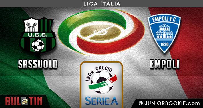 Prediksi Sassuolo vs Empoli