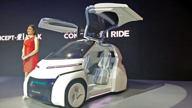 Toyota Berkomitmen Datangkan Kendaraan yang Canggih
