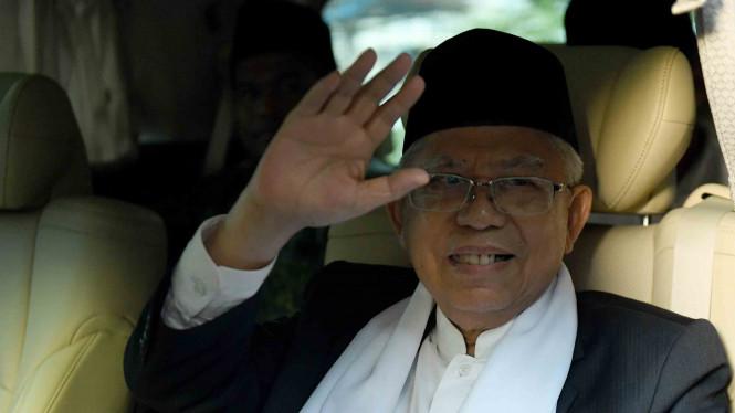 Ulama MUI Tangerang Beri Dukungan Kepada Maruf Amin Jadi Cawapres