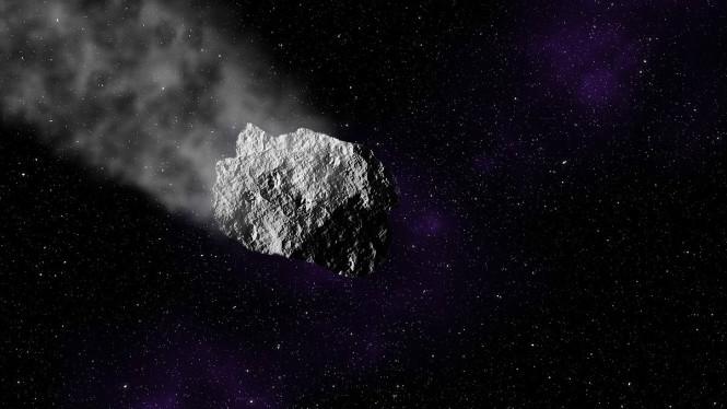 Asteroid Yang Bernama Asteroid 2018 UA Mendekati Bumi