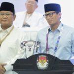 BPN Prabowo-Sandi Bantah Prabowo Lebih Pasif Dari Wakilnya