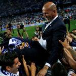 Bayern Dikabarkan Tertarik Datangkan Zidane