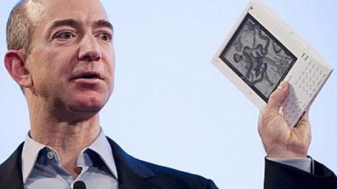 Beberapa Tips Sukses Dari Pendiri Toko Online Amazon