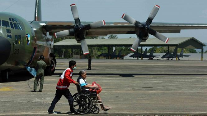Berbagai Dokter Diterbangkan Lagi ke Sulawesi Tengah