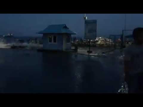 Dikira Tsunami Warga Ternate Panik