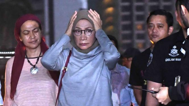 Dokter Bedah Ratna Sarumpaet Kembali Diperiksa Oleh Aparat Kepolisian