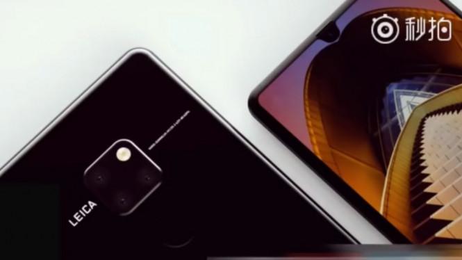 Huawei Mate 20 Pro Bakal Boyong 3 Kamera Leica