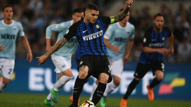 Inter Berhasil Membungkam SPAL Berkat Icardi