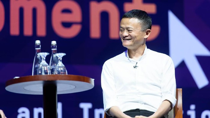 Jack Ma Beri Jurus Jitu Raih Kesuksesan