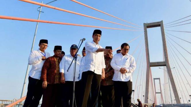 Jembatan Suramadu Digratiskan Untuk Tingkatkan Perekonomian