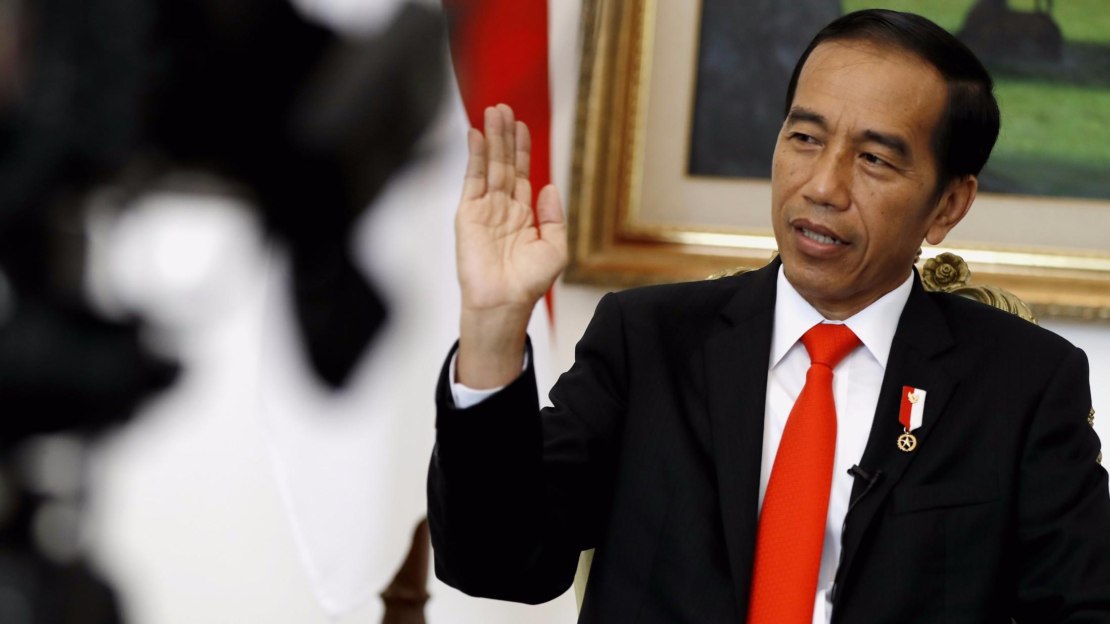 Jokowi Sebut Dunia Ini Seperti Game Of Throne Saat Pertemuan IMF