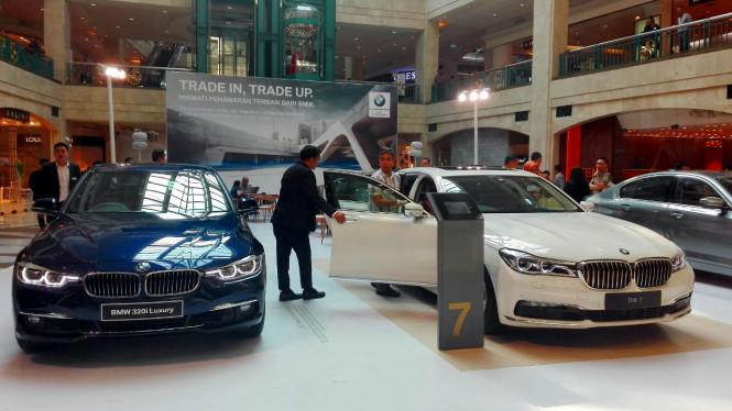 Jurus Ampuh BMW Dongkrak Penjualan Mobil