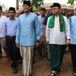 Ketum PAN Dan Sandiaga Uno Berkunjung Ke Jawa Barat