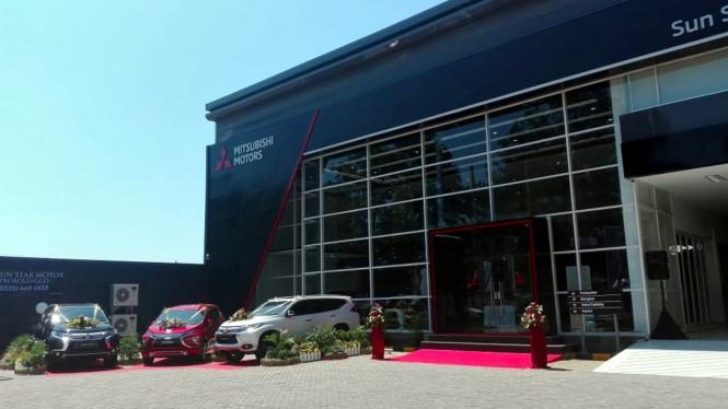 Mitsubishi Lebarkan Sayap Ke Indonesia Bagian Timur