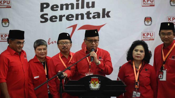 PDIP Sebut Kesuksesan Jokowi Adalah Dekat Rakyat