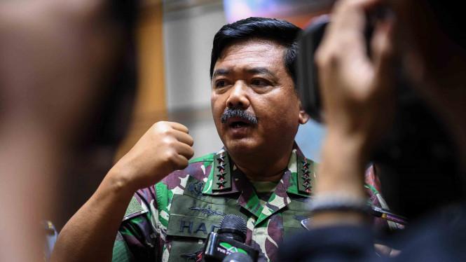 Panglima TNI Menjamin SPBU dan Toko Aman dari Penjarahan