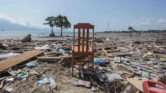 Pemerintah Bakal Membiayai Kuliah Mahasiswa Korban Tsunami Palu
