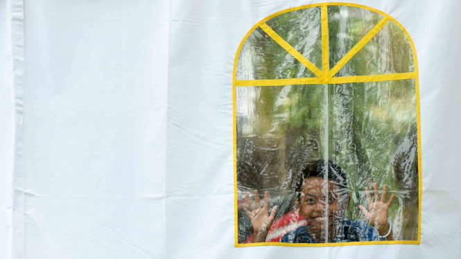 Pemerintah Fokus Berikan Tenda Hunian Sementara Pada Korban Gempa Palu