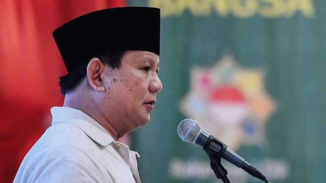 Prabowo Meminta Masyarakat Ikut Mengawal Pemilu