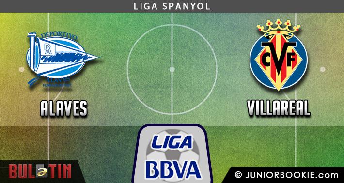 Prediksi Alaves vs Villareal