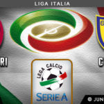Prediksi Cagliari vs Chievo