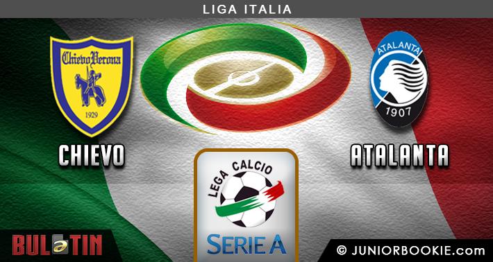 Prediksi Chievo vs Atalanta
