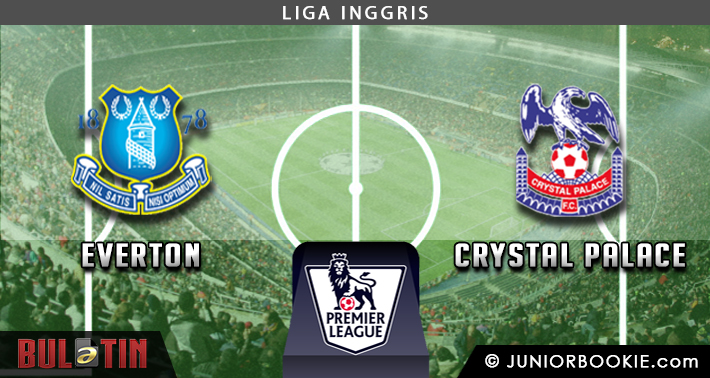 Prediksi Everton vs Crystal Palace