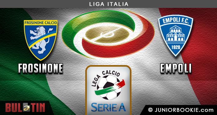 Prediksi Frosinone vs Empoli