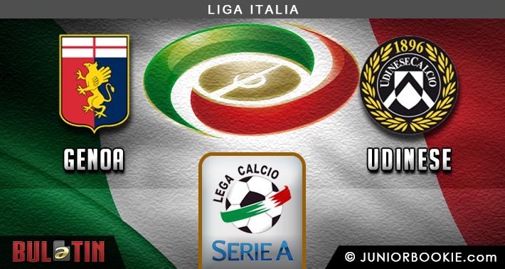 Prediksi Genoa vs Udinese