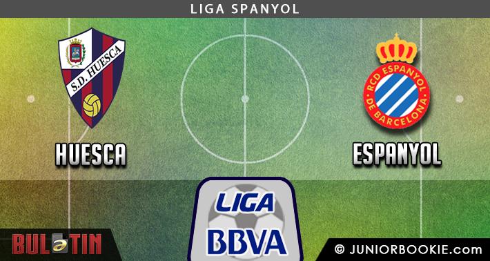 Prediksi Huesca vs Espanyol