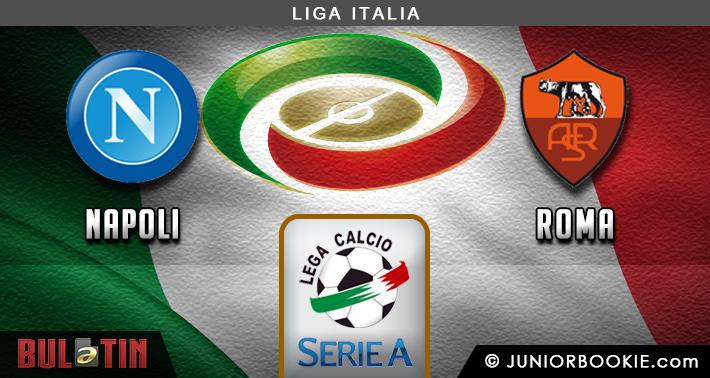 Prediksi Napoli vs Roma