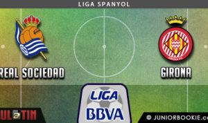 Prediksi Real Sociedad vs Girona