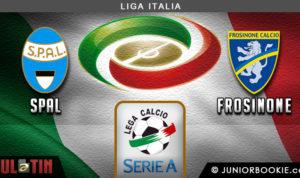 Prediksi SPAL vs Frosinone
