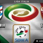 Prediksi Sampdoria vs Torino