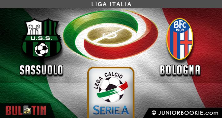 Prediksi Sassuolo vs Bologna