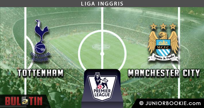 Prediksi Tottenham vs Manchester City