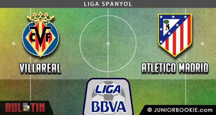 Prediksi Villareal vs Atletico Madrid