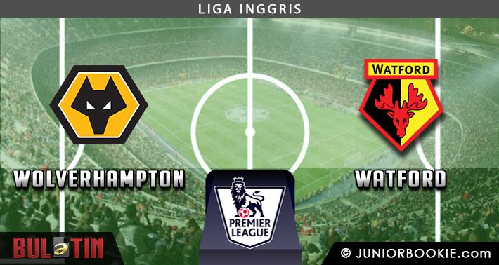 Prediksi Wolverhampton vs Watford