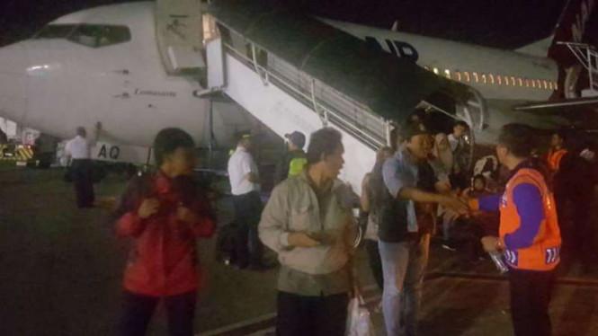 Puluhan Masyarakat Jabar Belum Bisa Kembali dari Sulteng