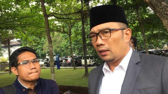 Ridwan Kamil Kecam Pembakaran Bendera Hitam Bertuliskan Kalimat Tauhid